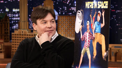 Made-for-TV Movie Posters with Mike Myers