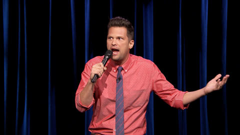 Julian McCullough Stand-Up