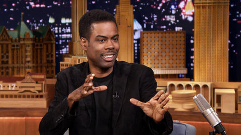 Chris Rock Is Spreading the Black Plague