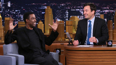 Chris Rock Jabs His Governor
