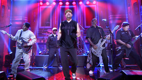 Ice-T and Body Count: Enter The Dark Side