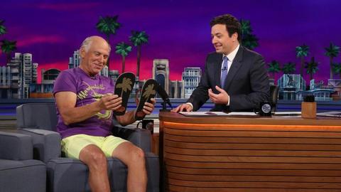 Jimmy Buffett Offers Drinking Advice
