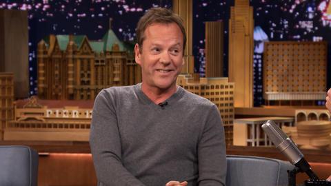 Kiefer Sutherland Reveals the Origin of Jack Bauer's Damn It Catchphrase