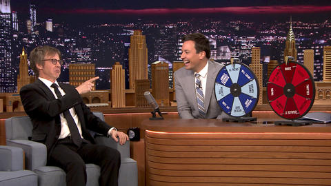 Dana Carvey Plays Wheel of Impressions - Part 1
