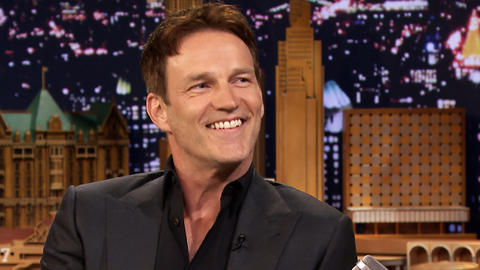 Stephen Moyer Is Not His Real Name