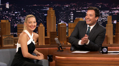 Kate Hudson Says Zach Braff Gets Upset When You Don't Call Back