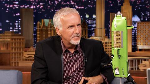 James Cameron Took a Rolex to the Ocean Floor