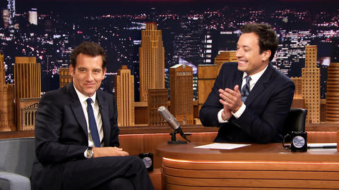 Clive Owen Wouldn't Bet on Jimmy's Horse