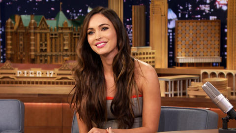 Megan Fox Used to Steal Her Mom's Car