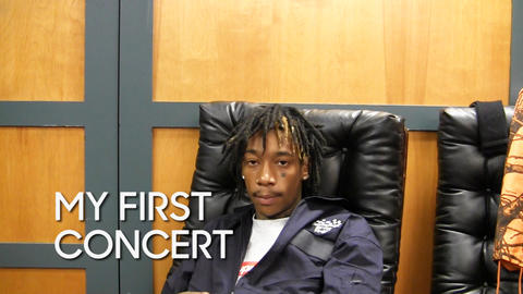 My First Concert: Wiz Khalifa