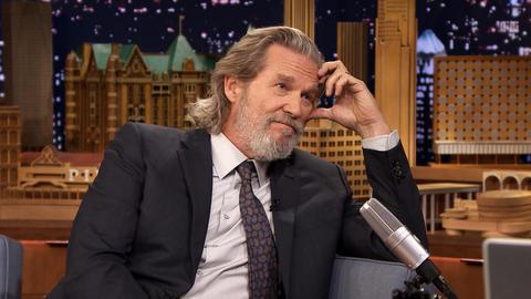 Jeff Bridges Would Fight a Horse-Size Duck