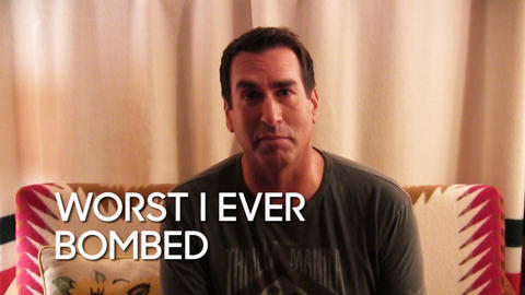 Worst I Ever Bombed: Rob Riggle