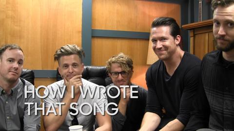 "How I Wrote That Song: OneRepublic ""Love Runs Out"""