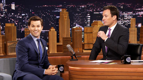 Andrew Rannells Does a Killer Australian Accent