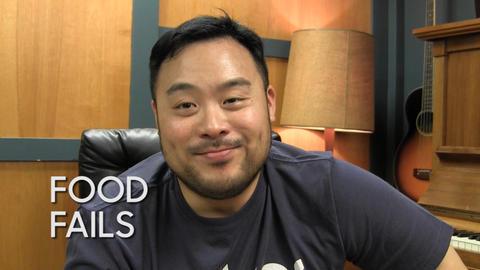 Food Fails: David Chang