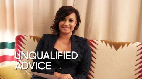 Unqualified Advice: Demi Lovato