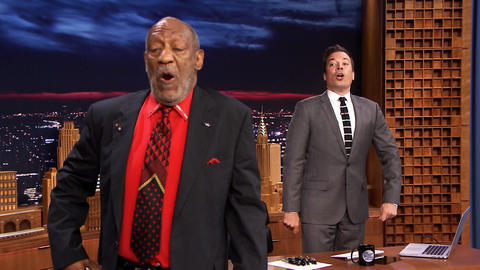 Bill Cosby Confronts Jimmy about Imitating Him