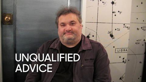 Unqualified Advice: Artie Lange