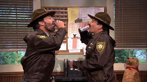 Behind the Scenes: Jimmy Fallon & Jon Hamm's '80s TV Show