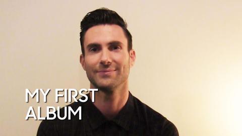 My First Album: Adam Levine