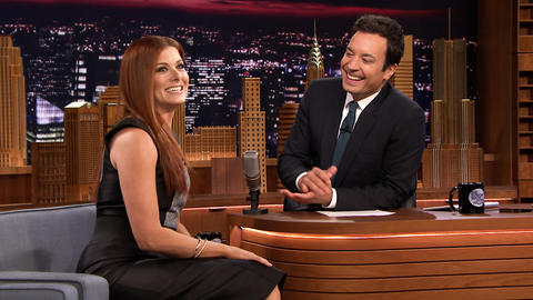 Debra Messing Learned to Bury Her Rhode Island Accent