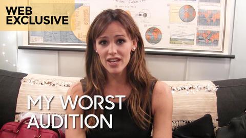 My Worst Audition: Jennifer Garner