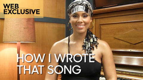 "How I Wrote That Song: Alicia Keys ""We Are Here"""