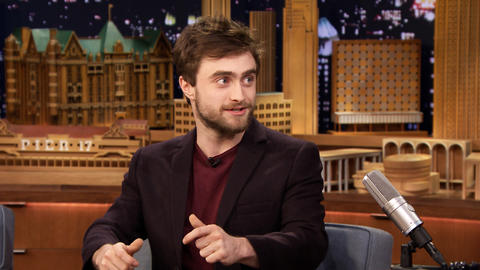 Daniel Radcliffe Wants to Film a Buddy Cop Movie with Dwayne Johnson