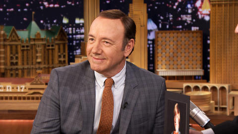 Kevin Spacey Is Bringing Bowties Back
