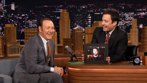 Kevin Spacey Calls Filming Call of Duty Incredible