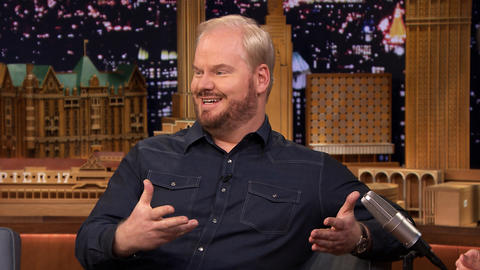 Jim Gaffigan Curates an Exhibit of His Weight Gain