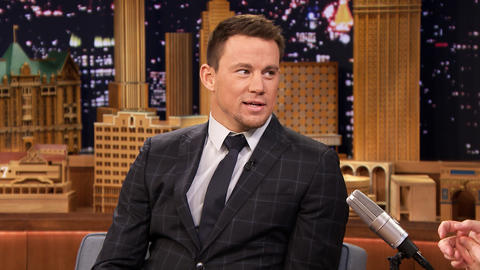 Channing Tatum Is Obsessed with Evel Knievel