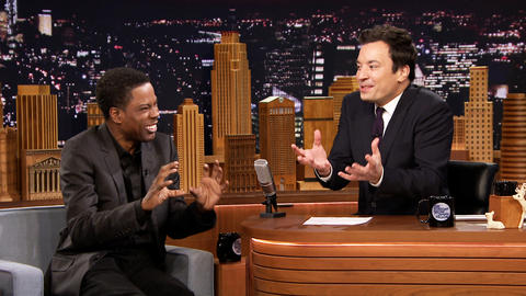 Chris Rock Makes Jimmy List His Top Five Fave Rappers