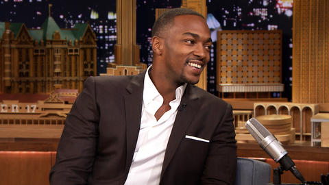 Anthony Mackie Defaced Michaels Store Property