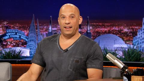 Vin Diesel First Met Paul Walker in the Tonight Show's L.A. Studio