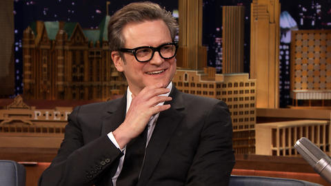 Colin Firth's Kids Are Unimpressed by His Stunt Skills