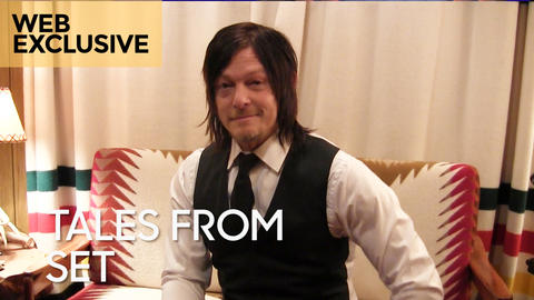 "Tales from Set: Norman Reedus on ""The Walking Dead"""