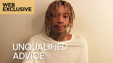 Unqualified Advice: Wiz Khalifa