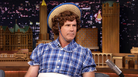 Will Ferrell Disciplines His Kids as Little Debbie