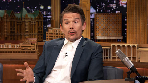 Ethan Hawke Thinks Losing at the Oscars Is a Win-Win