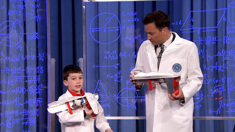 GE Fallonventions: Paper Airplane Launcher