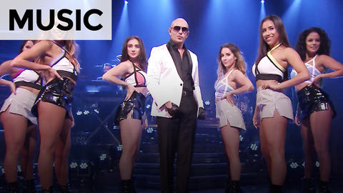 Pitbull: Fun/Time of Our Lives Medley