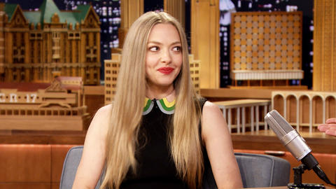 Amanda Seyfried Survived Her First Play
