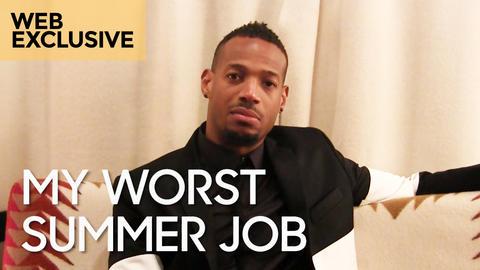 My Worst Summer Job: Marlon Wayans