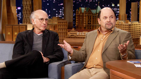 Jason Alexander Gave Larry David Broadway Advice