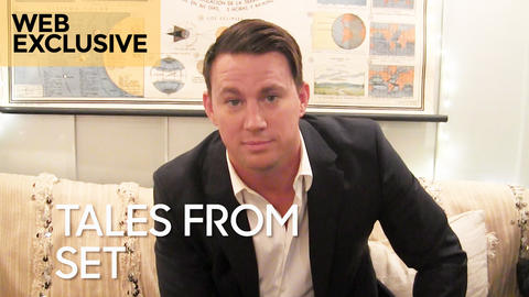 "Tales From Set: Channing Tatum on ""Magic Mike XXL"""