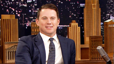 Channing Tatum's Alter Ego Gave Fans Lap Dances
