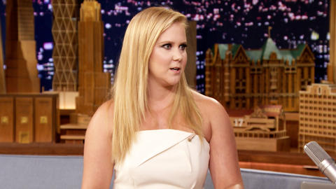 Amy Schumer Harasses Bradley Cooper