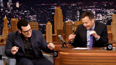 Josh Gad's Baby Girl Twerks in Her Sleep