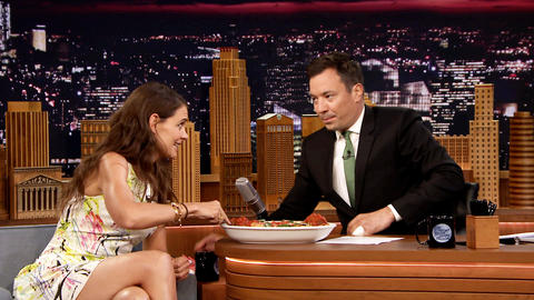 Jimmy Sends Katie Holmes' Mom a Thank You Care Package